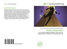 Buchcover von Andriy Oberemko
