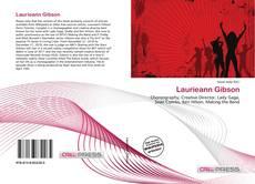 Capa do livro de Laurieann Gibson