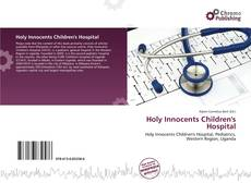 Capa do livro de Holy Innocents Children's Hospital