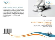 Buchcover von CURE Children's Hospital of Uganda