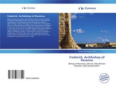 Frederick, Archbishop of Ravenna kitap kapağı