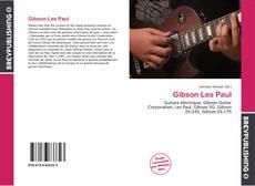 Buchcover von Gibson Les Paul