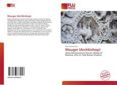 Borítókép a  Mauger (Archbishop) - hoz