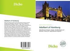 Bookcover of Adalbert of Hamburg