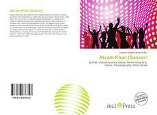 Copertina di Akram Khan (Dancer)