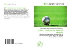 Couverture de 2010–11 Ukrainian Second League