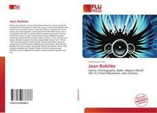 Buchcover von Jean Babilée
