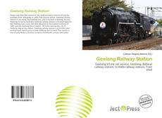 Bookcover of Geelong Railway Station