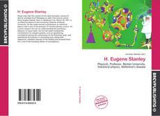 Couverture de H. Eugene Stanley