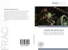 Bookcover of Bataille des Quatre Jours