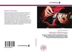 Couverture de Guitare Électrique