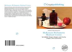 Bookcover of McKenzie-Willamette Medical Center