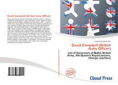David Campbell (British Army Officer)的封面