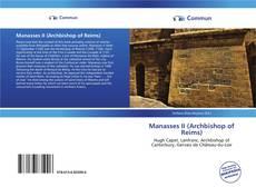 Borítókép a  Manasses II (Archbishop of Reims) - hoz