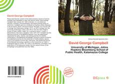 Copertina di David George Campbell