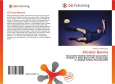 Bookcover of Christer Basma