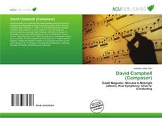 Bookcover of David Campbell (Composer)