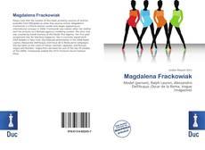 Bookcover of Magdalena Frackowiak