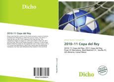 Portada del libro de 2010–11 Copa del Rey