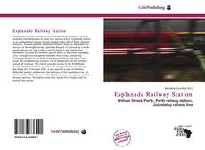 Bookcover of Esplanade Railway Station