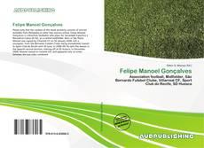 Capa do livro de Felipe Manoel Gonçalves
