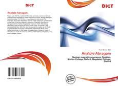 Buchcover von Anatole Abragam