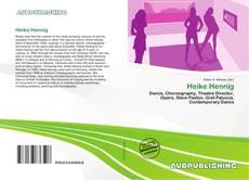 Bookcover of Heike Hennig