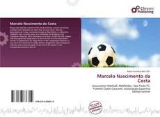 Capa do livro de Marcelo Nascimento da Costa