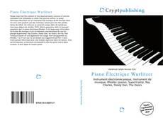 Copertina di Piano Électrique Wurlitzer