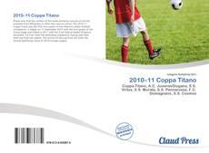 Bookcover of 2010–11 Coppa Titano