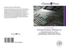 Bookcover of Enregistrement Multipiste