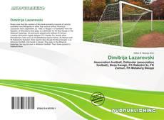 Bookcover of Dimitrija Lazarevski