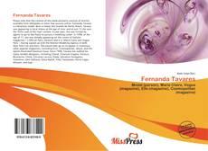 Copertina di Fernanda Tavares