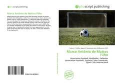 Bookcover of Marco Antônio de Mattos Filho