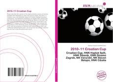 Bookcover of 2010–11 Croatian Cup