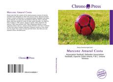 Bookcover of Marcone Amaral Costa