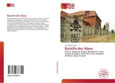 Bataille des Alpes kitap kapağı