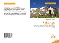 Bookcover of Châlons-en- Champagne