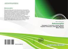 Bookcover of Adrenorphin
