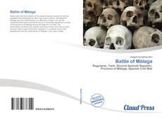 Обложка Battle of Málaga