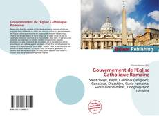 Gouvernement de l'Église Catholique Romaine的封面