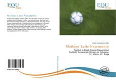Capa do livro de Matheus Leite Nascimento