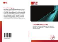 Ernest Hemingway kitap kapağı