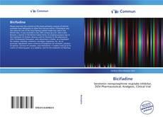 Bookcover of Bicifadine