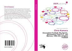 Bookcover of Chris Kamara
