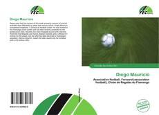 Diego Maurício kitap kapağı