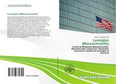 Bookcover of Lexington (Massachusetts)