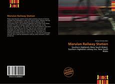 Buchcover von Marulan Railway Station