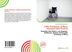 Couverture de Little Company of Mary Hospital (San Pedro)