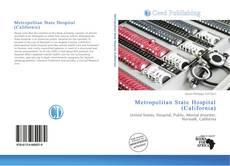 Metropolitan State Hospital (California) kitap kapağı
